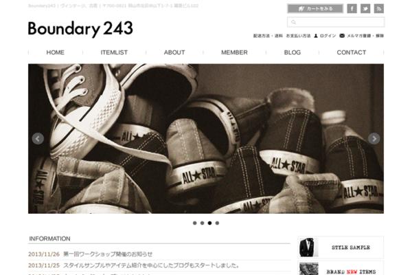 Boundary243